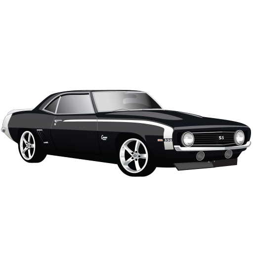 Muscle-Car-Chevrolet-Camaro-SS icon