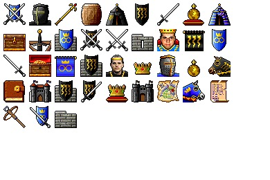 Black Knight Icons