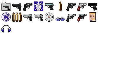 Smith And Wesson Icons