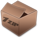 File Types 7zip icon