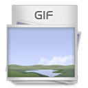 File Types GIF icon