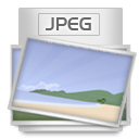 File Types JPEG icon