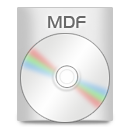 File Types MDF icon