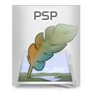 File Types PSP icon