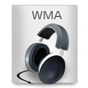 File Types WMA icon