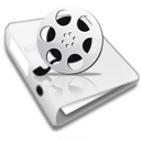 Folders Movies icon