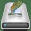 Drives-Photoshop icon
