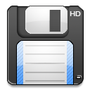 Hardware Floppy icon
