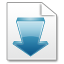 Mimetypes Torrent File icon