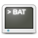 Mimetypes bat icon