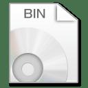 Mimetypes bin icon