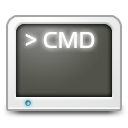 Mimetypes cmd icon