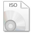 Mimetypes iso icon