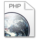 Mimetypes php icon