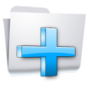 Toolbar Add Folder icon