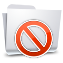 Toolbar Closed Folder icon