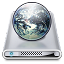 Drives Sites icon