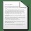 Mimetypes-Text-Document icon