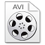 Mimetypes-avi icon