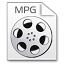 Mimetypes mpg icon