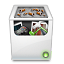 Misc Recycle Bin Full icon