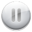Toolbar-MP3-Pause icon