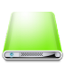 Drives-Colours-Light-Green icon