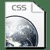 Mimetypes-css icon