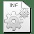 Mimetypes-inf icon