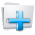 Toolbar-Add-Folder icon