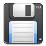 Hardware-Floppy icon