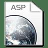 Mimetypes-asp icon