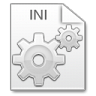 Mimetypes-ini icon