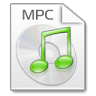 Mimetypes-mpc icon