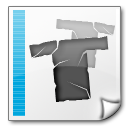 File Types font ttf icon
