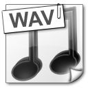 File Types wav icon