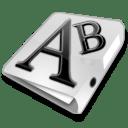 Folders Fonts icon
