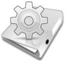Folders System icon