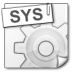 File-Types-sys icon