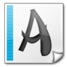 File-Types-Other-fonts icon
