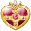 Cosmic-heart-compact icon