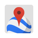 enterprise earth maps icon