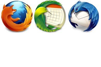 Mozilla Icons