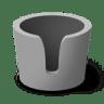 Melting-Pot-Empty icon