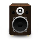 Speaker Dark Wood icon