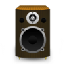 Speaker-Light-Wood icon