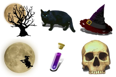 Witchery Icons