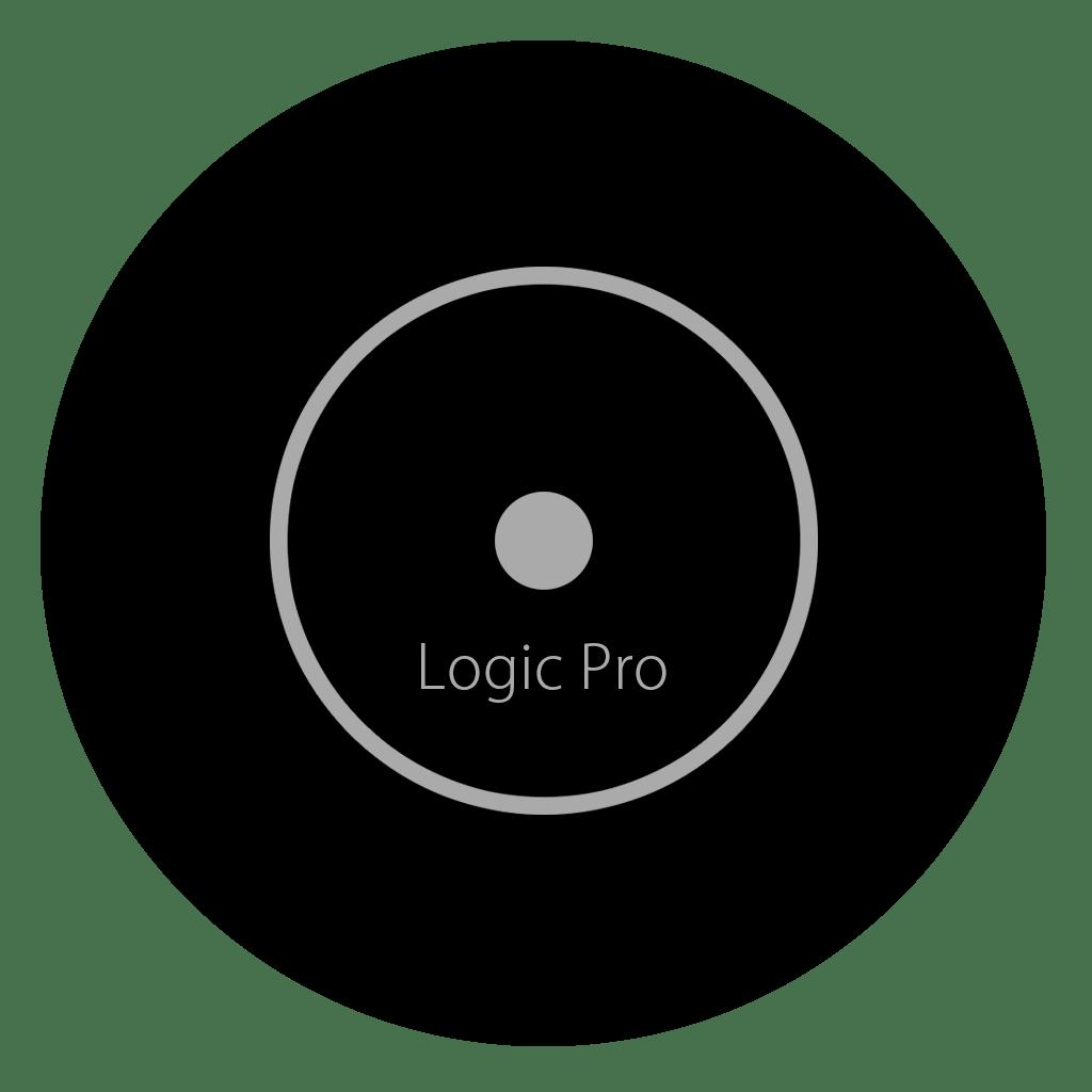 logic pro icon dynamic yosemite iconset ccard3dev
