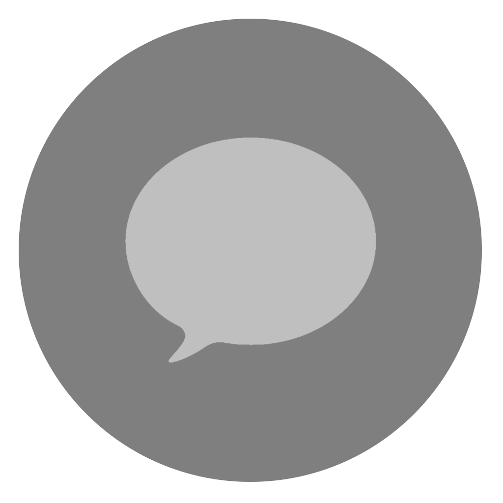 Messages Icon | Dynamic Yosemite Iconset | ccard3dev