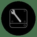 Utilities Disk Utility icon